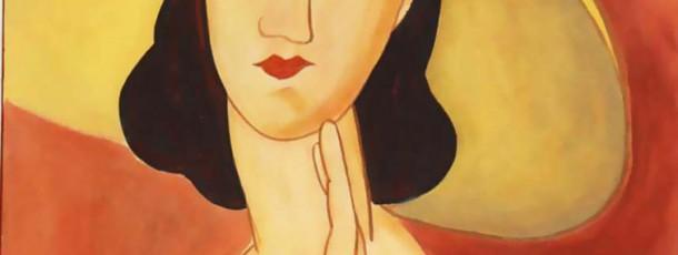 Inspiration: Modigliani